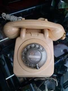 舊電話公司電話