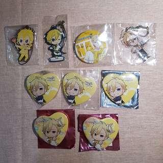 IDOLISH7 - Nagi Rokuya Merchandise