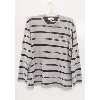 Vintage Fila Sweatshirt Sweater