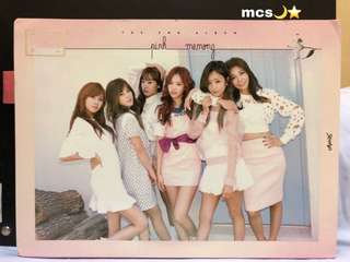 Apink Pink Memory & Pink Blossom
