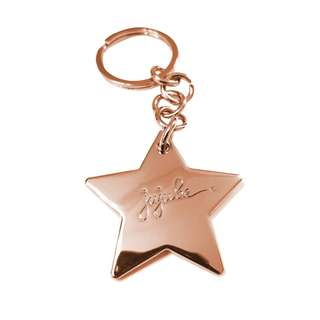 OOAKPL - Rose Gold Premium Keychain (Jujube)