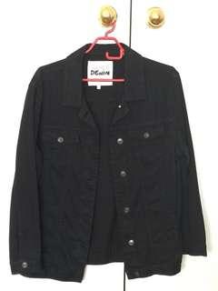 SUPRE black boyfriend jacket SIZE: S/M