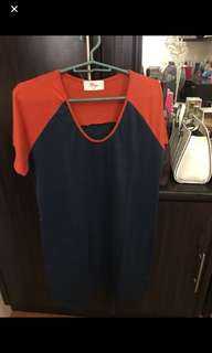 Brand name:Bayo dress  Size: L Price: 250