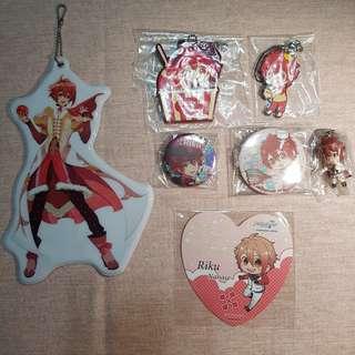 IDOLISH7 - Riku Nanase Merchandise