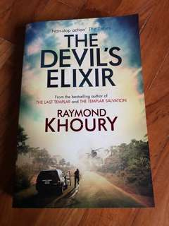 The Devil's Elixir Book