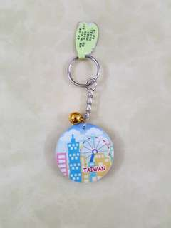 Keychain from Taiwan