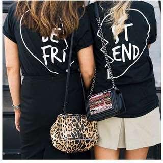 🚚 Best Friend T Shirt 一套不拆賣