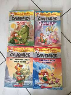 Geronimo Stilton~Cavemice 4 for RM48