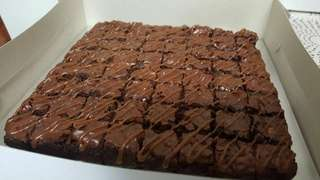 Choc Brownies Super Yummy