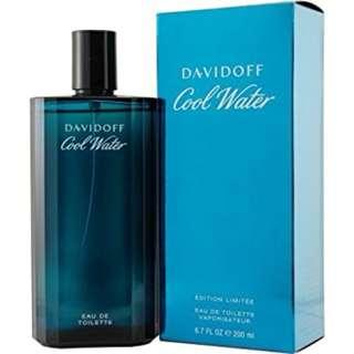 davidoff cool water perfume for men 125ml
