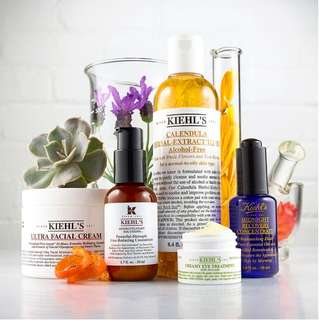 10% off ALL KIEHL'S PRODUCTS