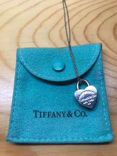 Tiffany 頸鏈 necklace