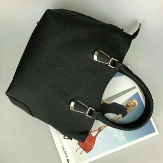Black 2 way bag