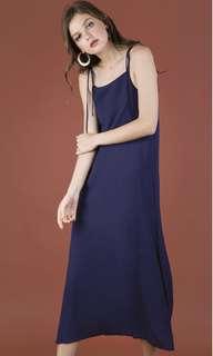 The Tinsel Rack Tayana Midi Dress