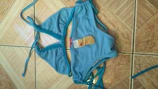 Blue Swim Wear