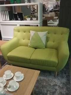 Single  Chair Green