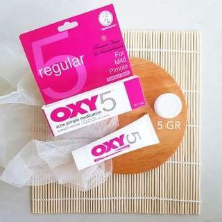 OXY 5 - Obat Jerawat