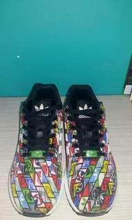 Adidas zx flux multicolor original size 42