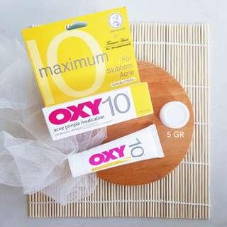 OXY 10 - Obat Totol Jerawat
