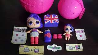 LoL surprise doll - Cheeky babe set