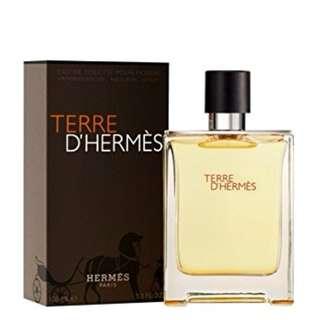 hermes terre d'hermes perfume for men 100ml