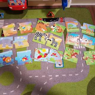 Loose Animal Puzzles
