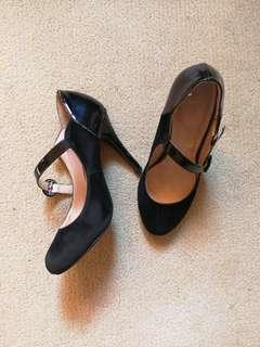 CLN Black High Heels