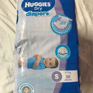 Huggies Diapers ( Small )