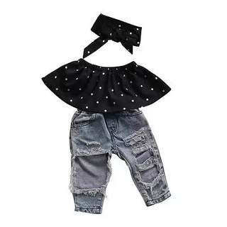 Baby girl Fashion Outfit
