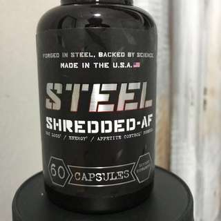 Steel Supplement SHREDDED-AF