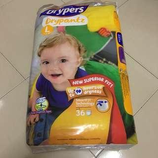 Drypers Drypants