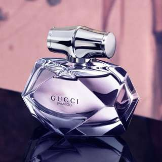 gucci bamboo limited edition perfume 75ml