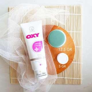 Oxy Ultimate Cleanser - Sabun cuci nuka jerawat