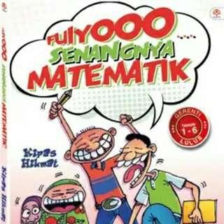 Fuiyooo Senangnya Matematik