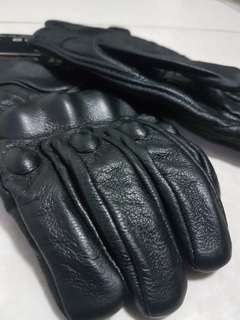 Leather gloves japan