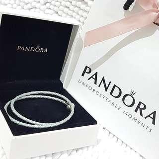 💙PRELOVED PANDORA Double Braided
