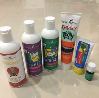 Young living kidscent series Authentic