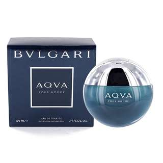 bvlgari aqua for men 100ml black