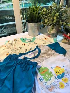 Pureen & Kiko Babies Clothes