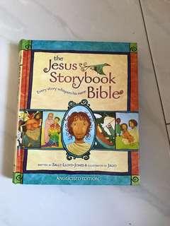 BN Jesus storybook