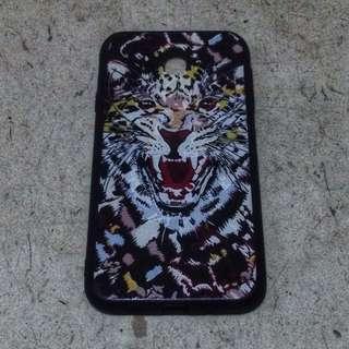 J7 Pro Back Case ( Tiger )