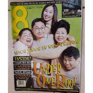 8 Days magazine - Under One Roof issue