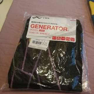 CW-X generator壓力褲