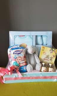 Baby Boy Hamper (Retail: $55)