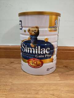 Similac Gain Plus IQ Stage 3