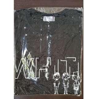 CNBLUE: White concert T-shirt