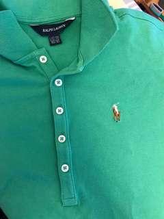 Ralph Lauren Polo Shirt kids L 12/14 150