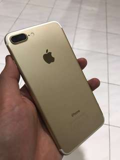 iPhone 7 Plus 128GB Gold IOS 10