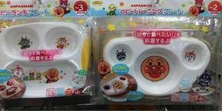 日本現場代購 anpanman 麵包超人 小童餐具 食具