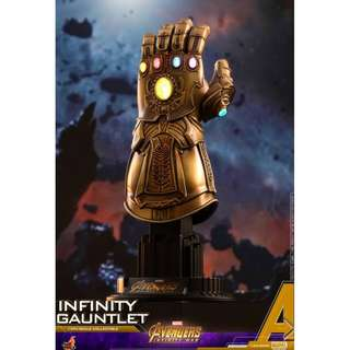 PRE-ORDER : Hot Toys ACS003 - Avengers: Infinity War - Infinity Gauntlet (1/4th Scale)